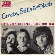 Suite: Judy Blue Eyes - Crosby, Stills & Nash