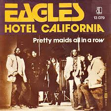 Eagles - Hotel California singolo