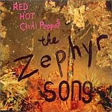 RHCP - Zephyr song
