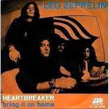 Led Zeppelin - Heartbreaker