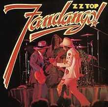 ZZ Top - Fandango