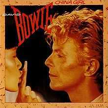 China girl – David Bowie