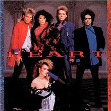 Heart - album omonimo