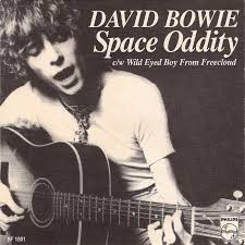 Space oddity – David Bowie