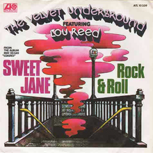 Sweet Jane – The Velvet Underground