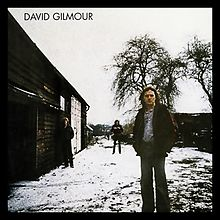 David Gilmour - album omonimo