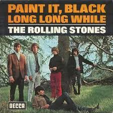 Rolling Stones - Paint it black