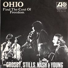 Ohio - Crosby, Stills, Nash & Young