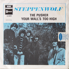 Steppenwolf - The Pusher