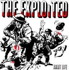 Army life – The Exploited
