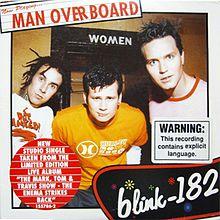 Man overboard – Blink-182