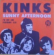 Kinks - Sunny Afternoon