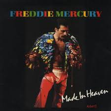 Made in Heaven – Freddie Mercury