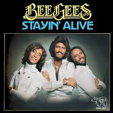 Stayin' alive – Bee Gees