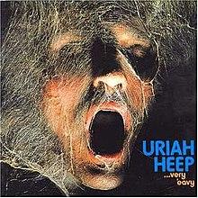 Uriah Heep - Very Eavy Very Umble