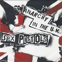 Anarchy in the U.K. - Sex Pistols