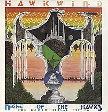 Hawkwind - The Earth Ritual