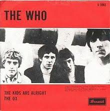 The kids are alright – The Who