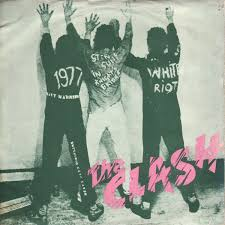 White riot – The Clash