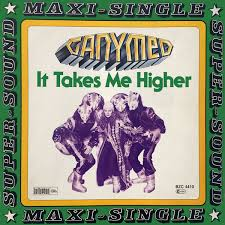 It takes me higher – Ganymed