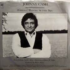 (Ghost) Riders in the sky – Johnny Cash