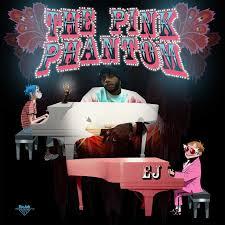 The pink phantom – Gorillaz