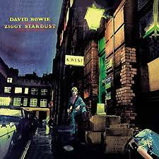 Bowie - The Rise and Fall of Ziggy Stardust and the Spiders from Mars