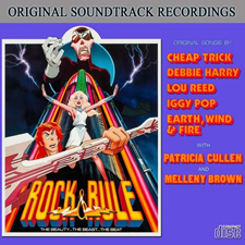 Rock & Rule Soundtrack