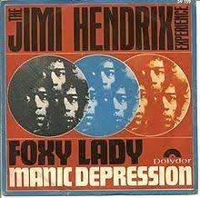Foxy lady – Jimi Hendrix