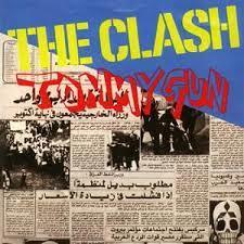 Tommy gun – The Clash