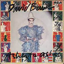 Ashes to ashes – David Bowie